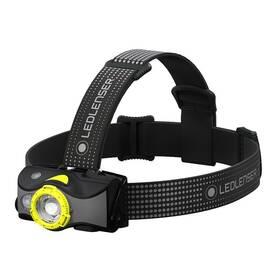 Čelovka LEDLENSER MH7 (501154) černá/žlutá