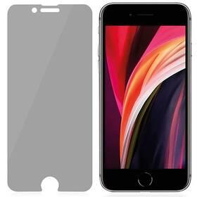 Tvrzené sklo PanzerGlass Privacy na Apple iPhone 6/6s/7/8/SE (2020) (P2684) průhledné