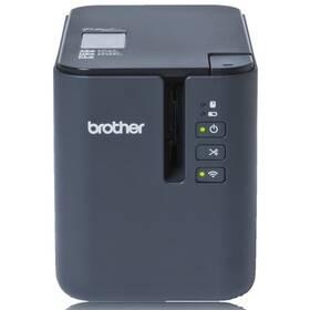 Tiskárna štítků Brother PT-P900W (PTP900WYJ1)