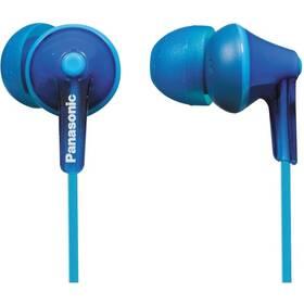 Sluchátka Panasonic RP-HJE125E-A (RP-HJE125E-A) modrá