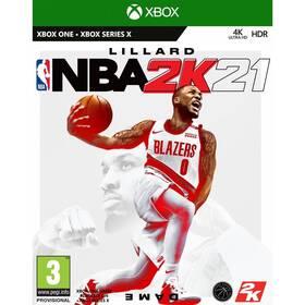 Hra Take 2 Xbox One NBA 2K21 (5026555363990)