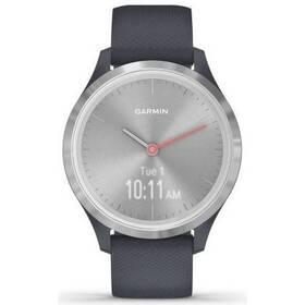 Chytré hodinky Garmin vivomove3S Sport Silver/Gray (010-02238-20)