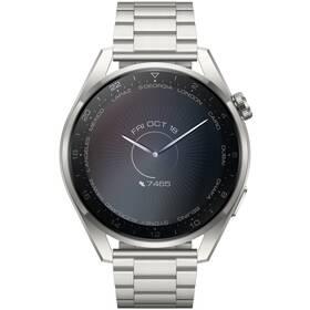 Chytré hodinky Huawei Watch 3 Pro - Titanium (55026783)