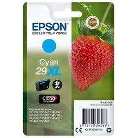 Inkoustová náplň Epson 29XL, 450 stran (C13T29924012) modrá
