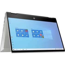 Notebook HP Pavilion x360 14-dw0600nc (152Q1EA#BCM) stříbrný