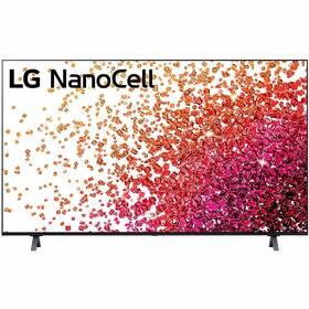 Televize LG 55NANO75P šedá