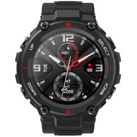 Chytré hodinky Amazfit T-Rex - Rock Black (A1919-RB)