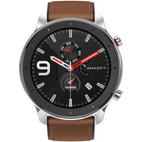 Chytré hodinky Amazfit GTR 47 mm - Stainless Steel (A1902-ST)