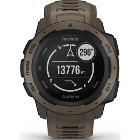 GPS hodinky Garmin Instinct Tactical Coyote Tan Optic (010-02064-71)