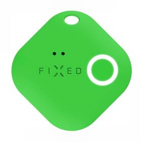 Klíčenka FIXED Smile s motion senzorem (FIXSM-SMM-GN) zelená