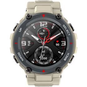 Chytré hodinky Amazfit T-Rex - Khaki (A1919-K)