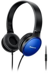 Sluchátka Panasonic RP-HF300ME-A (RP-HF300ME-A) modrá