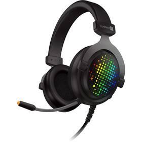 Headset Connect IT Evogear Ed.3 (CHP-7000-BK) černý