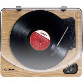 Gramofon ION Air LP dřevo