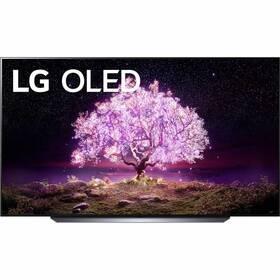 Televize LG OLED83C11 černá