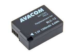 Baterie Avacom Panasonic DMW-BLC12 Li-Ion 7.4V 1200mAh 8.6Wh (DIPA-LC12-J1200)