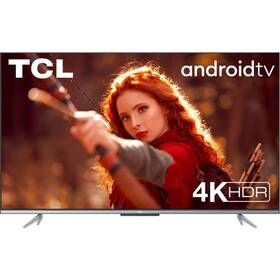 Televize TCL 43P725 černá