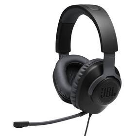 Headset JBL Quantum 100 černý