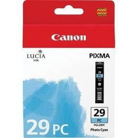 Inkoustová náplň Canon PGI-29 PC - originální (4876B001) modrá