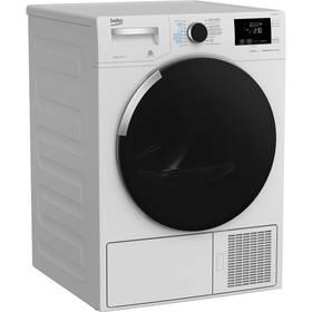 Sušička prádla Beko Premium DH 8544 CSARX bílá + Beko 5 let plné záruky