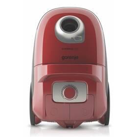 Podlahový vysavač Gorenje G Force Lite VCEA23GLR červený
