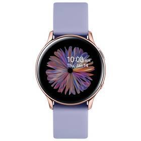Chytré hodinky Samsung Galaxy Watch Active2 40mm - Violet Edititon (SM-R830NADAXEZ)