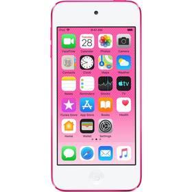 MP3 přehrávač Apple iPod touch 256GB (MVJ82HC/A) růžový