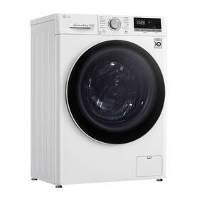 Pračka LG F2WN5S6N0 bílá + LG 10 let záruka na Direct Drive motor