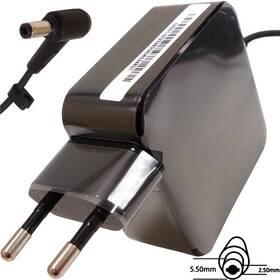 Napájecí adaptér Asus 45W 19V 2P BLK s EU plugem (B0A001-00231400)