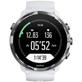 GPS hodinky Suunto 7 - White Burgundy (SS050380000)