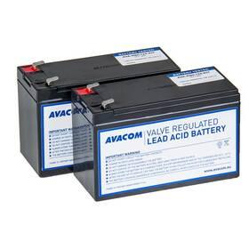 Bateriový kit Avacom pro renovaci RBC124 (2ks baterií) (AVA-RBC124-KIT)