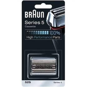 Příslušenství pro holicí strojky Braun CombiPack Braun Series 5 FlexMotion - 52S stříbrné