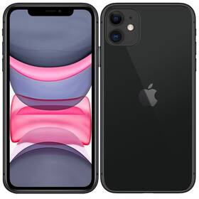 Mobilní telefon Apple iPhone 11 64 GB - Black (MHDA3CN/A)
