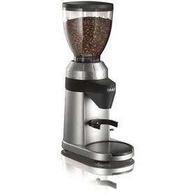 Kávomlýnek GRAEF CM 800 stříbrný