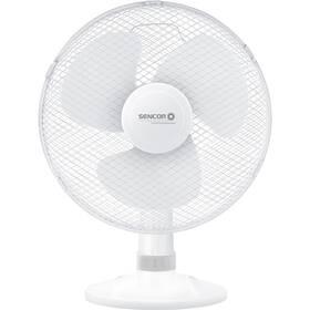 Ventilátor stolní Sencor SFE 3027WH bílý