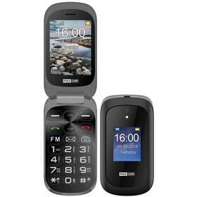 Mobilní telefon MaxCom MM825 (MM825CZ) šedý