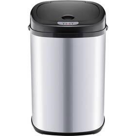 Bezdotykový odpadkový koš Lamart Sensor 30 l (LT8021) nerez