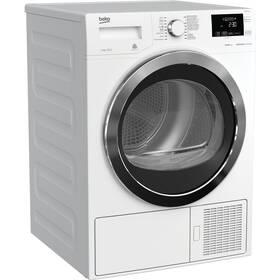 Sušička prádla Beko DH 8634 CSRX bílá + Beko 10 let záruka na motor