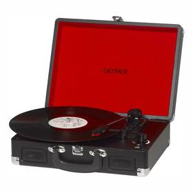 Gramofon Denver VPL-120 černý