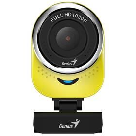Webkamera Genius QCam 6000, Full HD (32200002409) žlutá