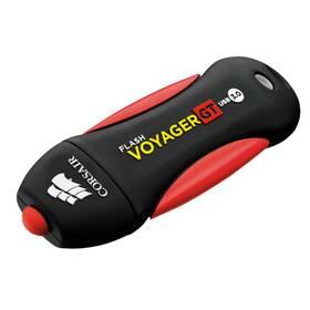 USB Flash Corsair Voyager GT 32GB (CMFVYGT3C-32GB) černý/červený