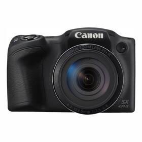 Digitální fotoaparát Canon PowerShot SX430 IS (1790C002) černý