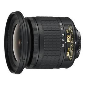 Objektiv Nikon NIKKOR 10-20 mm f/4.5-5.6G VR AF-P DX (JAA832DA) černý