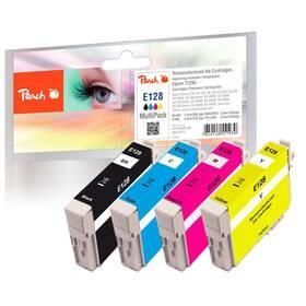 Inkoustová náplň Peach T1285 MultiPack , kompatibilní (314773)