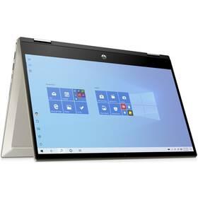 Notebook HP Pavilion x360 14-dw0602nc (26D95EA#BCM) zlatý