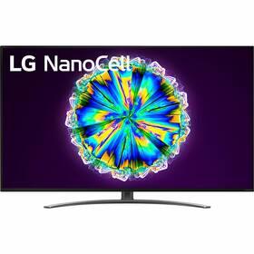 Televize LG 65NANO86 černá