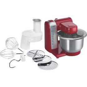 Kuchyňský robot Bosch MUM48R1 červený