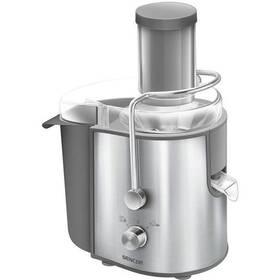 Odšťavňovač Sencor SJE 1055SS (417390) stříbrný