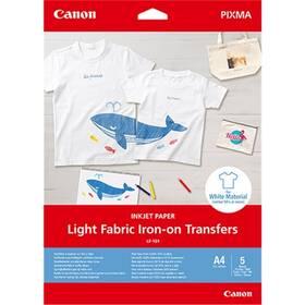 Nažehlovací fólie Canon LF-101 pro světlý textil (4004C002)
