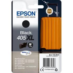 Inkoustová náplň Epson 405 XL, 1100 stran (C13T05H14010) černá